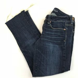 American Eagle Womens Jeans Size 4 Regular Skinny